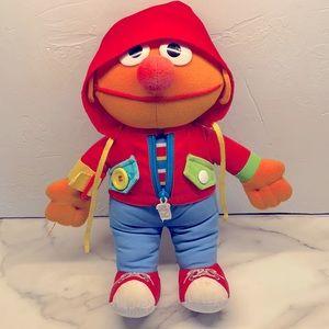 1990 Playskool Dress Me Up Ernie